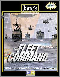 Game Jane's Fleet Command (PC) Cover