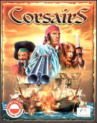 Okładka Corsairs: Conquest at Sea (PC)