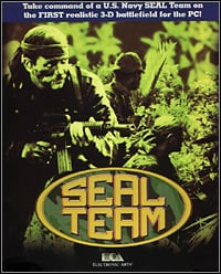 Seal Team Game Box