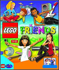 LEGO Friends ok�adka