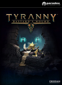 Game Tyranny: Bastard's Wound (PC) Cover