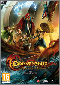 Drakensang: The River of Time Game Box