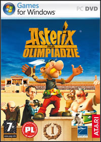 Gra Asterix at the Olympic Games (PC)