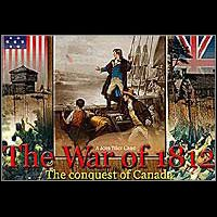 Game The War of 1812: The Conquest of Canada (PC) Cover