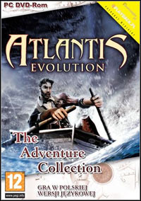 Atlantis Evolution ok�adka