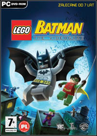 Gra LEGO Batman: The Videogame (PC)
