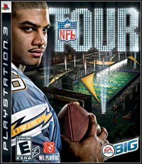 Game NFL Tour (X360) Cover