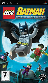 Okładka LEGO Batman: The Videogame (PSP)