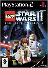 Gra LEGO Star Wars II: The Original Trilogy (PS2)