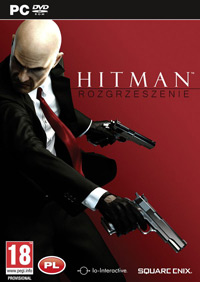 Okładka Hitman: Absolution (PC)