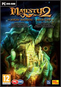 Gra Majesty 2: Monster Kingdom (PC)