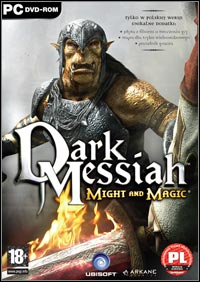 Gra Dark Messiah of Might and Magic (PC)