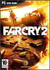 Okładka Far Cry 2 (PC)