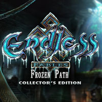 Endless Fables 2: Frozen Path Game Box