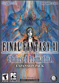 Okładka Final Fantasy XI: Chains of Promathia (PC)
