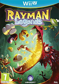 Game Rayman Legends (X360) Cover