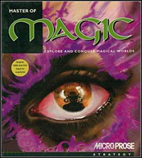 Okładka Master of Magic (PC)