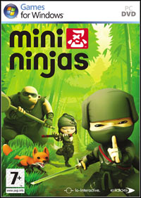 Gra Mini Ninjas (PC)