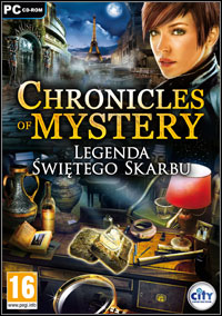 Gra Chronicles of Mystery: The Legend of the Sacred Treasure (PC)