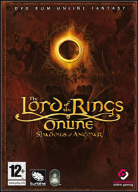 Okładka The Lord of the Rings Online: Shadows of Angmar (PC)