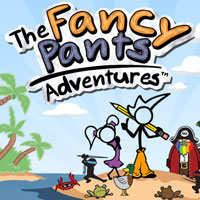 Super Fancy Pants Adventure (iOS)