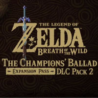 The Legend of Zelda: Breath of the Wild - Champions' Ballad (Switch)