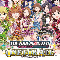 The Idolmaster: One For All (PS3)