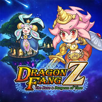 Dragon Fang Z: The Rose & Dungeon of Time (Switch)