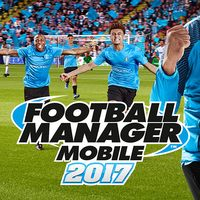 Football Manager Mobile 2017 (iOS)