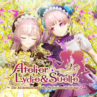 Atelier Lydie & Suelle: The Alchemists and the Mysterious Paintings (Switch)
