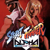 Street Fighter Alpha (PS1)