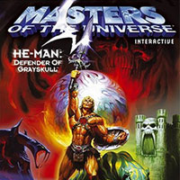 Masters of the Universe: He-Man - Defender of Grayskull