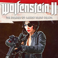 Wolfenstein II: The New Colossus - The Diaries of Agent Silent Death (PC)