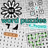 Word Puzzles by POWGI