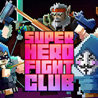 Super Hero Fight Club