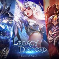 Legacy of Discord: Furious Wings (iOS)