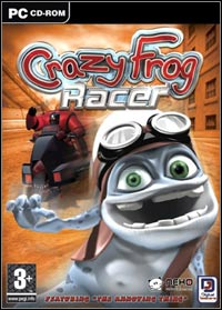 Gra Crazy Frog Racer (PC)