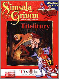 Game Simsala Grimm: Rumpelstiltskin (PC) Cover