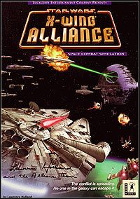 Star Wars: X-Wing Alliance [PC]