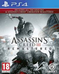 Assassin's Creed III Remastered [PS4]