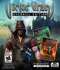 Game Victor Vran: Overkill Edition (PC) Cover