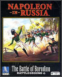 Game Battleground 6: Napoleon in Russia (PC) Cover
