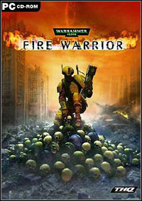 Okładka Warhammer 40,000: Fire Warrior (PC)