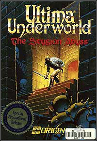 Game Ultima Underworld: The Stygian Abyss (PC) Cover