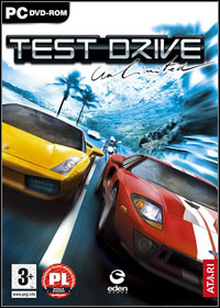 Gra Test Drive Unlimited (PC)
