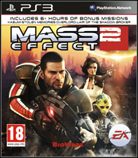 Game Mass Effect 2 (PC) Cover