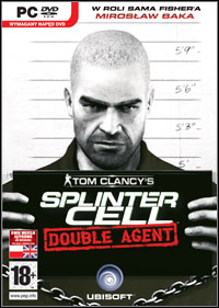 Okładka Tom Clancy's Splinter Cell: Double Agent (PC)