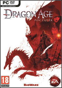 Dragon Age: Origins Game Box