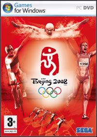 Beijing 2008 - The Official Video Game of the Olympic Games Game Box