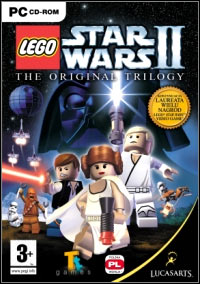 Okładka LEGO Star Wars II: The Original Trilogy (PC)